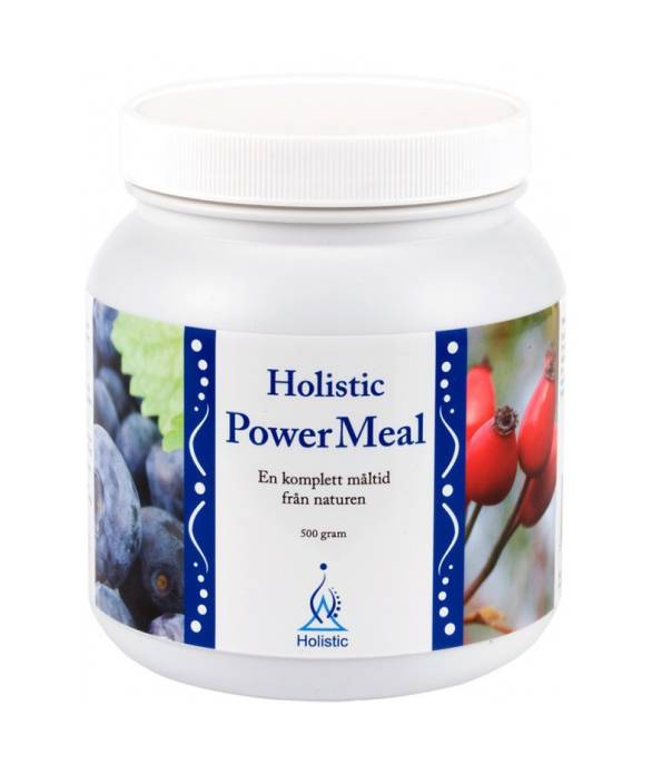 Komplex odżywczy - Power Meal (500 g) - Holistic