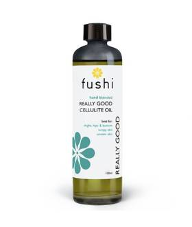 Olejek antycellulitowy - Really Good Cellulite Oil (100 ml) - Fushi