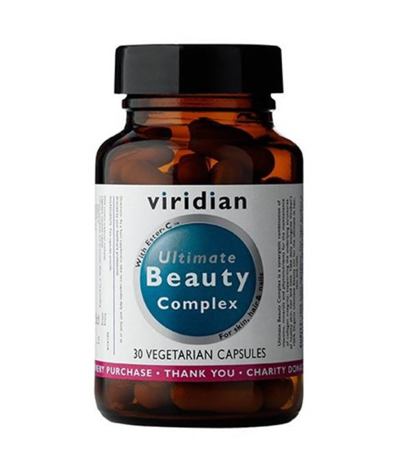 Multiminerały - Ultimate Beauty Complex (30 kaps) - Viridian